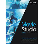 MAGIX Entertainment Movie Studio 13 Suite (Download)