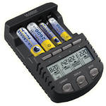La Crosse BC1000 Alpha Power Battery Charger Kit