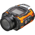Ricoh WG-M1 Action Camera (Orange)