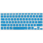 Macally Protective Cover for Select Apple Keyboards (Blue)