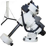 "iOptron iEQ45 Pro GoTo Equatorial Mount with 48"" Pier"