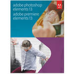 Adobe Photoshop Elements 13 & Premiere Elements 13 for Mac and Windows (Download)