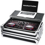 Marathon Flight Road Case for Pioneer DDJ Ergo Music Controller (with Laptop Shelf)