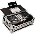 Marathon MA-MIXDECKEXPLT Case for Numark Express All-in-One System (with Laptop Shelf)