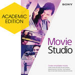 MAGIX Entertainment Movie Studio 13 Video Editing Software (Academic, Download)