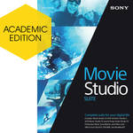 MAGIX Entertainment Movie Studio 13 Suite (Academic, Download)