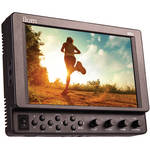 "ikan VX7c 7"" On-Camera Monitor with Cross Converting 3G-SDI & HDMI, Case, Canon LP-E6 Battery & Charger"