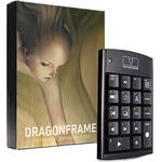 Dragonframe Dragonframe 3 Stop Motion Software with Keypad