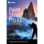 Corel PaintShop Pro X7 Ultimate (Electronic Download)