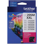 Brother LC205M Innobella Super High Yield XXL Series Magenta Ink Cartridge