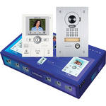 Aiphone JKS-1AEDF Hands-Free Color Video Intercom System with PTZ