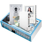 Aiphone JKS-IPEF Hands-Free Color Video Intercom over IP Adapter Set