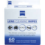 Zeiss Lens Wipes (60 Pack)