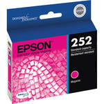 Epson T252 DURABrite Ultra Standard-Capacity Magenta Ink Cartridge