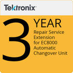 Tektronix 3-Year Repair Service Extension for EC8000 Automatic Changover Unit