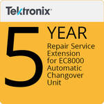 Tektronix 5-Year Repair Service Extension for EC8000 Automatic Changover Unit