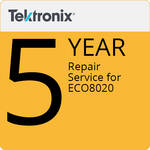 Tektronix ECO8020R5 5-Year Repair Service for ECO8020