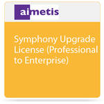 aimetis Symphony Upgrade License (Professional to Enterprise)
