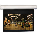 "Vutec L1086-138SSW1 Lectric I 86.50 x 138.50"" Motorized Screen (White, 120V)"