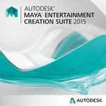 Autodesk Maya Entertainment Creation Suite Standard 2015 (Download)