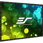 "Elite Screens DIY195RV1 DIY Pro 117 x 156"" Outdoor Projection Screen"