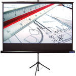 "Vutec CT060-080MWB Consort T-Series 60 x 80"" Tripod Projection Screen"