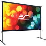 "Elite Screens Yard Master 2 Rear Projection Screen (58.8 x 104.6"")"