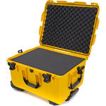 Nanuk 960 Protective Rolling Case with Foam Inserts (Yellow)