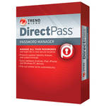 Trend Micro DirectPass (1-Year Subscription, Download)