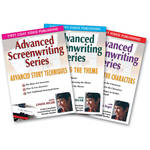 First Light Video DVD: The Advanced Screenwriting Series with Linda Seger (3 DVDs)