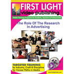 First Light Video DVD: The Role of Research in Advertising
