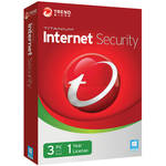 Trend Micro Titanium Internet Security 2014 (3-User License, 1-Year, Download)
