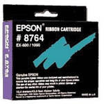 Epson 8764 Color Fabric Ribbon Cartridge for EX-800 & EX-1000