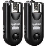 Yongnuo RF-603C II Wireless Flash Trigger Kit for Canon 2.5mm Connection