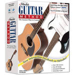 eMedia Music Guitar Method v5 - Beginner Guitar Lessons for Windows (Download)
