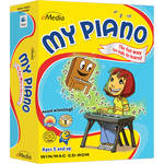 eMedia Music My Piano - Child Piano Lessons for Windows (Download)
