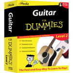 eMedia Music Guitar For Dummies Level 2 For Windows (Download)