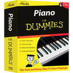 eMedia Music Piano for Dummies Level 1 v2 (Electronic Download, Mac)