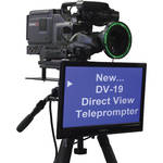 "Mirror Image Direct View LCD Prompter (19"")"