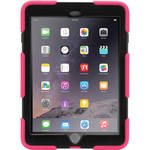 Griffin Technology Survivor All-Terrain Case with Stand for iPad Air 2 (Pink/Black)