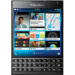 BlackBerry Passport 32GB Smartphone (Unlocked, Black)