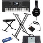 Yamaha PSR-S750 Value Bundle