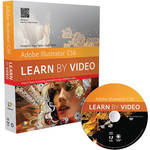 Pearson Education DVD: Adobe Illustrator CS6: Learn by Video