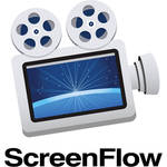 Telestream ScreenFlow 5 Upgrade from 1.x to 4.x for Mac (Download)