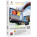 Pinnacle Studio 18 Standard Video Editing Software for Windows (Download)