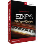 Toontrack EZkeys Vintage Upright - Virtual Instrument