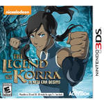 Activision The Legend of Korra: A New Era Begins (Nintendo 3DS)