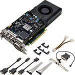 PNY Technologies NVIDIA Quadro K5200 Graphics Card with SDI Output Board