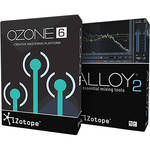 iZotope Mix and Master Bundle - Audio Effect Suite for Mixing and Mastering (Download)