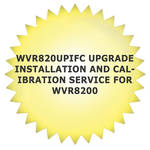 Tektronix WVR820UPIFC Upgrade Installation and Calibration Service for WVR8200